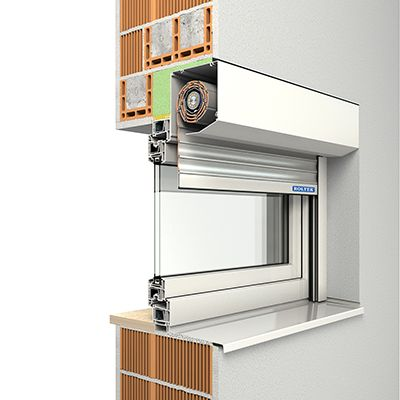 Predprozorske rolete PENTO - Lokve Quality Windows