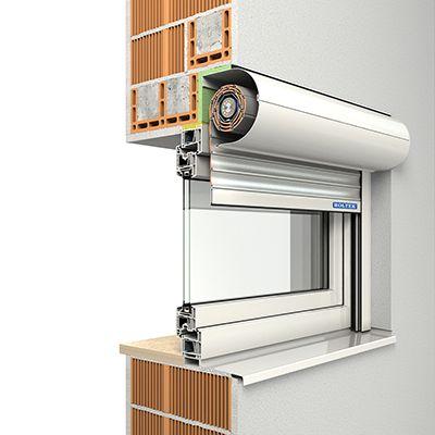 Predprozorske rolete RONDO - Lokve Quality Windows