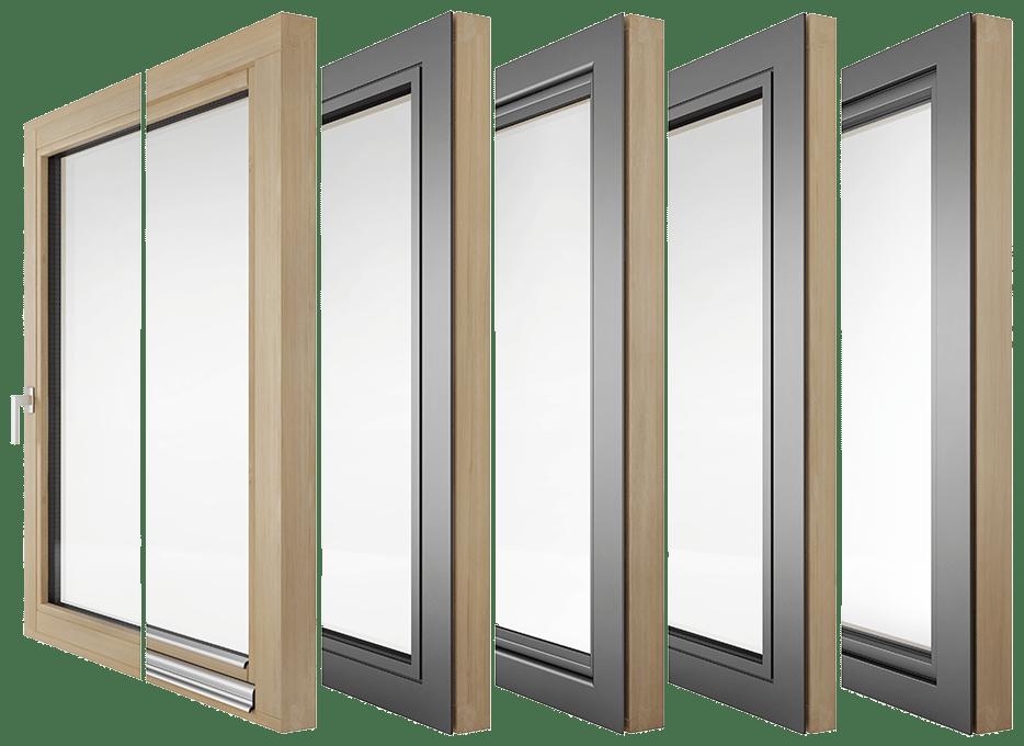 Želim ponudu za izradu drvo-aluminijskih prozora - Lokve Quality Windows